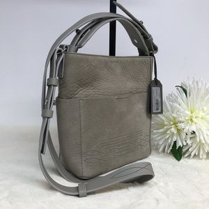 7ecf8dbfc9d9 All Saints Bags - All Saints Cooper Mini Tote Cement Gray Crossbody